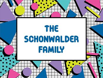 The Schonwalder Family
