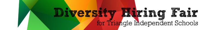 Diversity Hiring Fair for Triangle Independent Schools