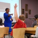 Danita Mason-Hogans talks about the local Civil Rights Movement