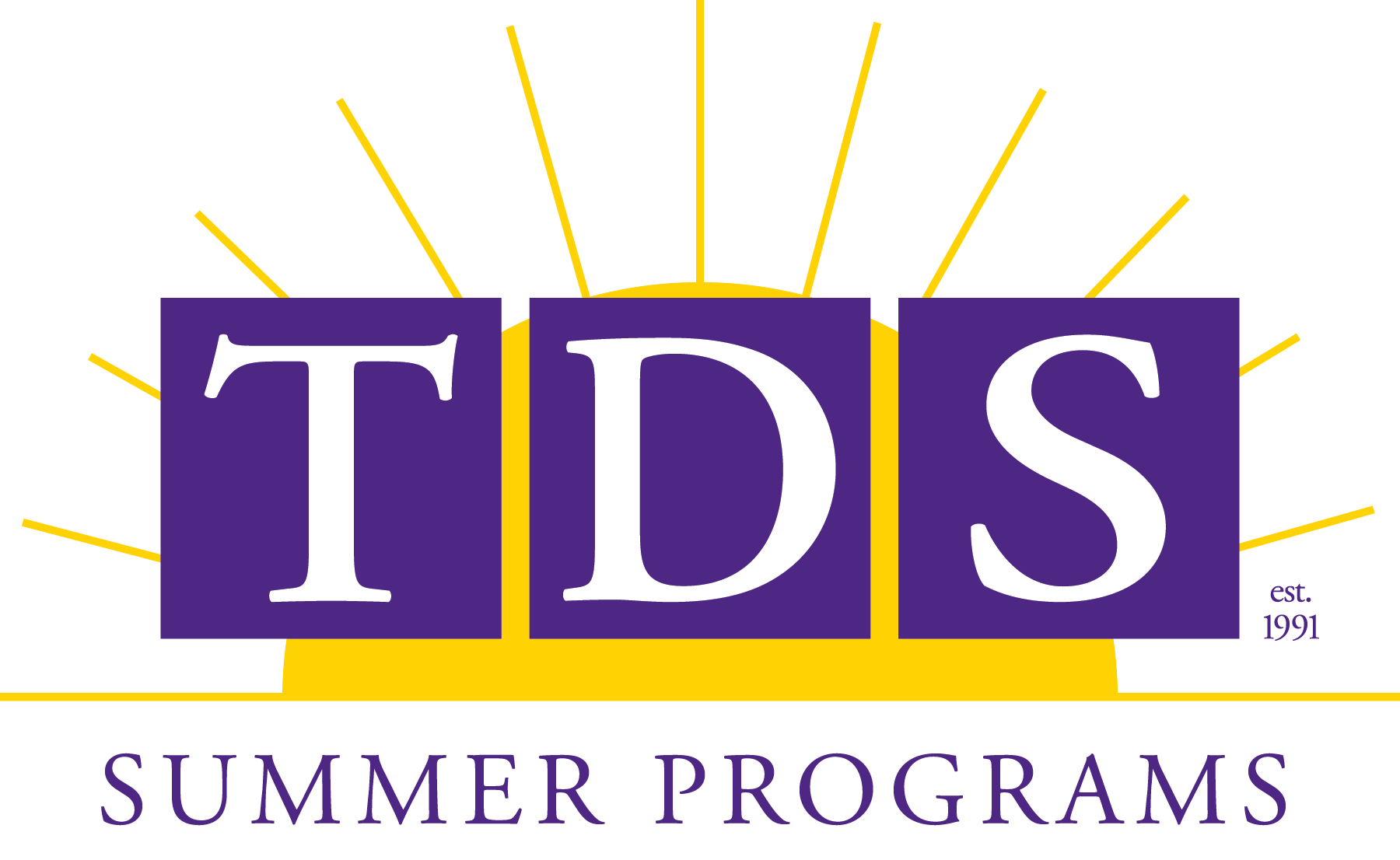 Summer Programs Logo