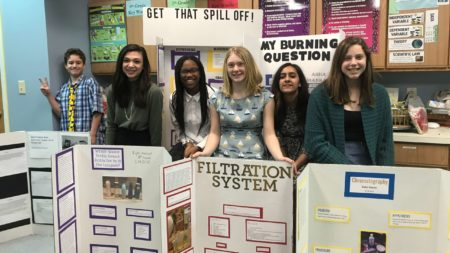 MS Science Expo Projects