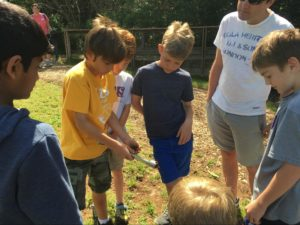 Third grade visits Prairie Ridge Ecostation